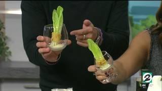 A New Twist On Caesar Salads
