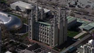 Iconic Mormon Temple to close for 4 years