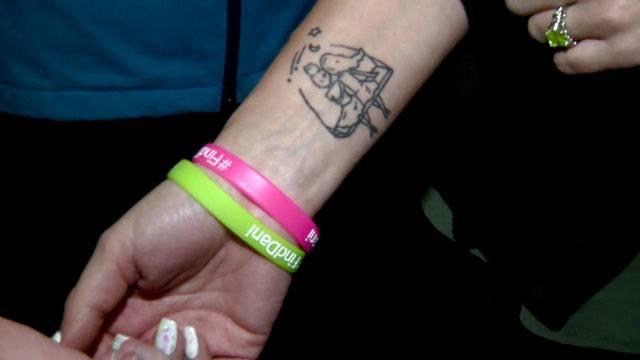 Sarah Pollack tattoo