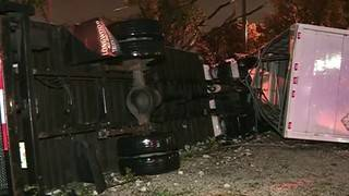 Trees toppled, vehicles overturned after tornado warning issued in Hialeah
