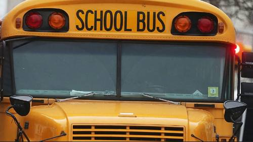 Now is a good time to remind school bus-riders about safety rules