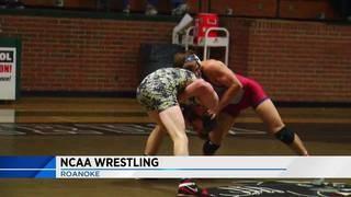 #11 Ferrum upsets #3 Stevens Tech in wrestling