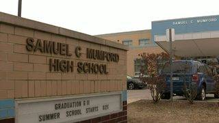 Mumford High School student faces felony weapons charges for bringing&hellip&#x3b;