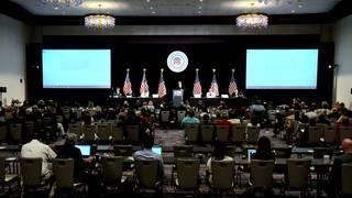 At RNC meeting, no one is sweating Trump-Putin summit