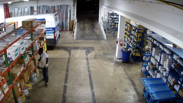 Miami Rexel thief inside business