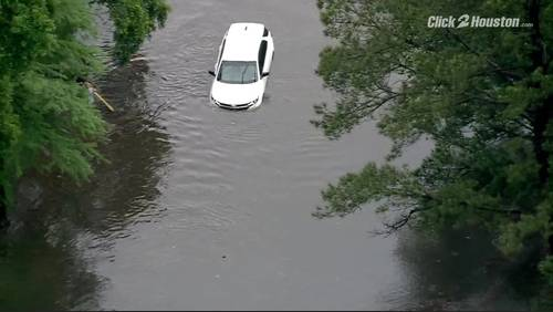 Storms bring flooding, strong winds to Kingwood