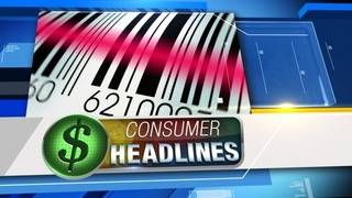 Consumer Headlines for March 20, 2019