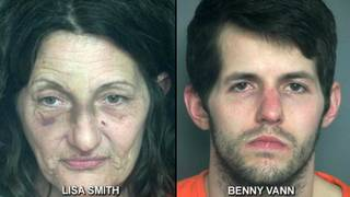 Mother, son arrested for chaotic scene involving dog, karate,