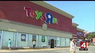 Toys 'R Us preparing to close stores