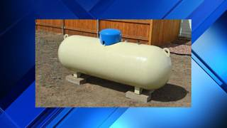Propane gas recalled over potential fire, explosion hazards