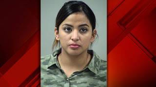 SAISD police officer arrested, accused of causing wrong-way crash on Loop 1604