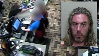 Man Assaults Gas Station Cashier With Hot Dogs After Refusing to Let Him&hellip&#x3b;