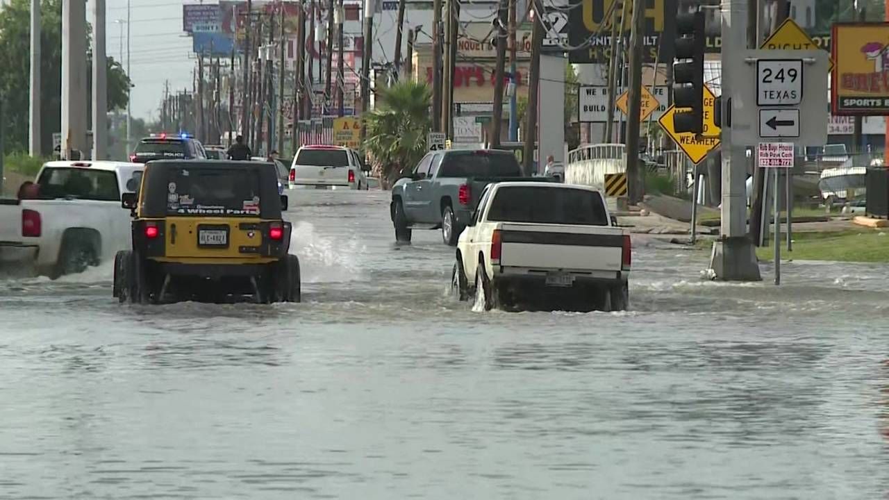 Houston Transtar Releases Flood Warning System For Local Roads