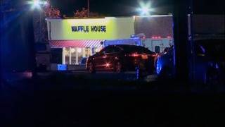 Waffle House shooting in Tennessee