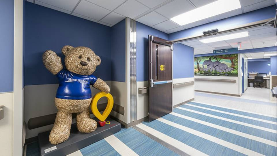 Beaumont Hospital Royal Oak opens new Pediatric Emergency Center1_1531407351269.jpg.jpg