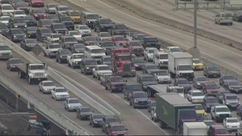 Lane closures that will cause major headache include Galveston, Galleria areas