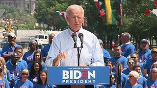Biden slams critics of working with GOP