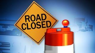 Franklin County road closed due to possible flood damage