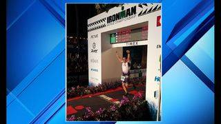 KPRC 2 Meteorologist Eric Braate completes Ironman World Championship