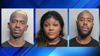 3 caught following Doral bank customers, burglarizing vehicles police say