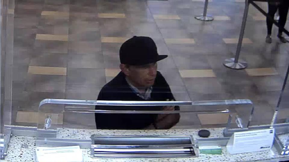 Wells Fargo Miami Springs robber