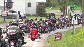 Goshen welcomes Kyle Petty Charity Ride