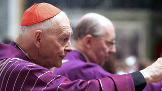 Cardinal removed from public ministry after sex abuse allegation
