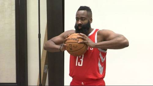 Rockets host media day, talk about high expectations this season