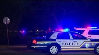 Off-duty Florida police officer shot in his driveway, police say
