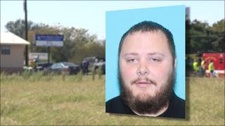 Autopsy confirms Sutherland Springs church gunman died by suicide