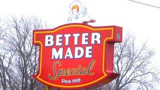 Uniquely Detroit: History behind iconic Better Made Potato Chips
