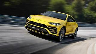 Lamborghini: Not stopping with an SUV