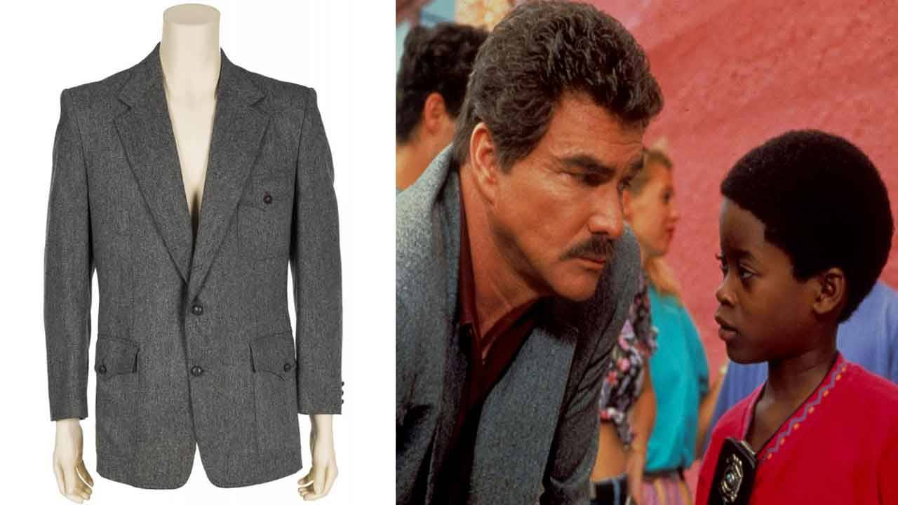 Burt Reynolds 'Cop and a Half' jacket