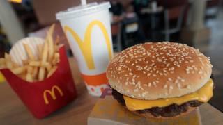 McDonald's has a plan to reduce antibiotics in beef