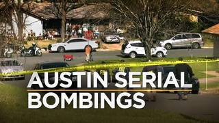 Police: Austin bomber's video amounts to confession, but still no motive
