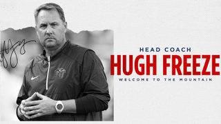 Hugh Freeze named Liberty University's next head football coach
