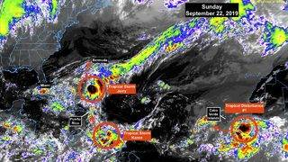 Florida, Bahamas need to keep eye on newly formed Tropical Storm Karen
