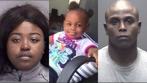 Court documents reveal 2-year-old girl was beaten, sexually abused at hotel before death