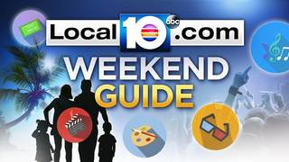 Local10.com weekend guide: Jan. 19-21