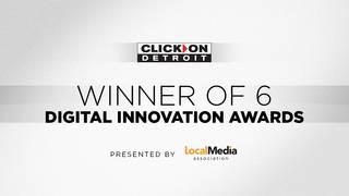 ClickOnDetroit Wins Six Digital Innovation Awards