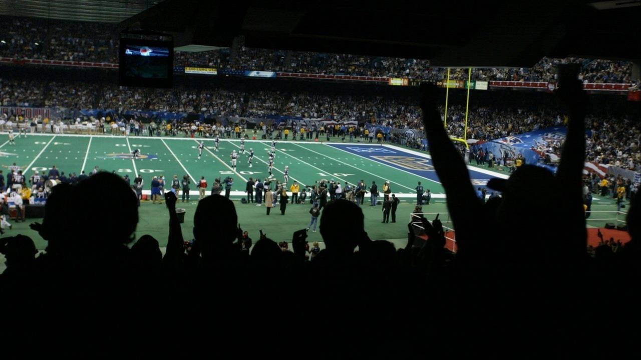 Its Patriots Vs Rams In A 2002 Super Bowl Rematch