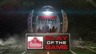 Friday Football Frenzy Play of the Game: Nov. 2, 2018