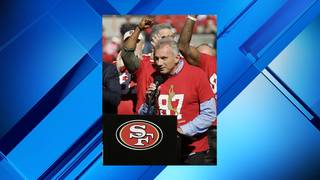 49ers legend Dwight Clark remembered by former teammate Bruce Collie
