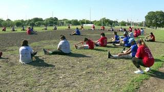 Camp teaches kids healthy living to defend against Type 2 diabetes