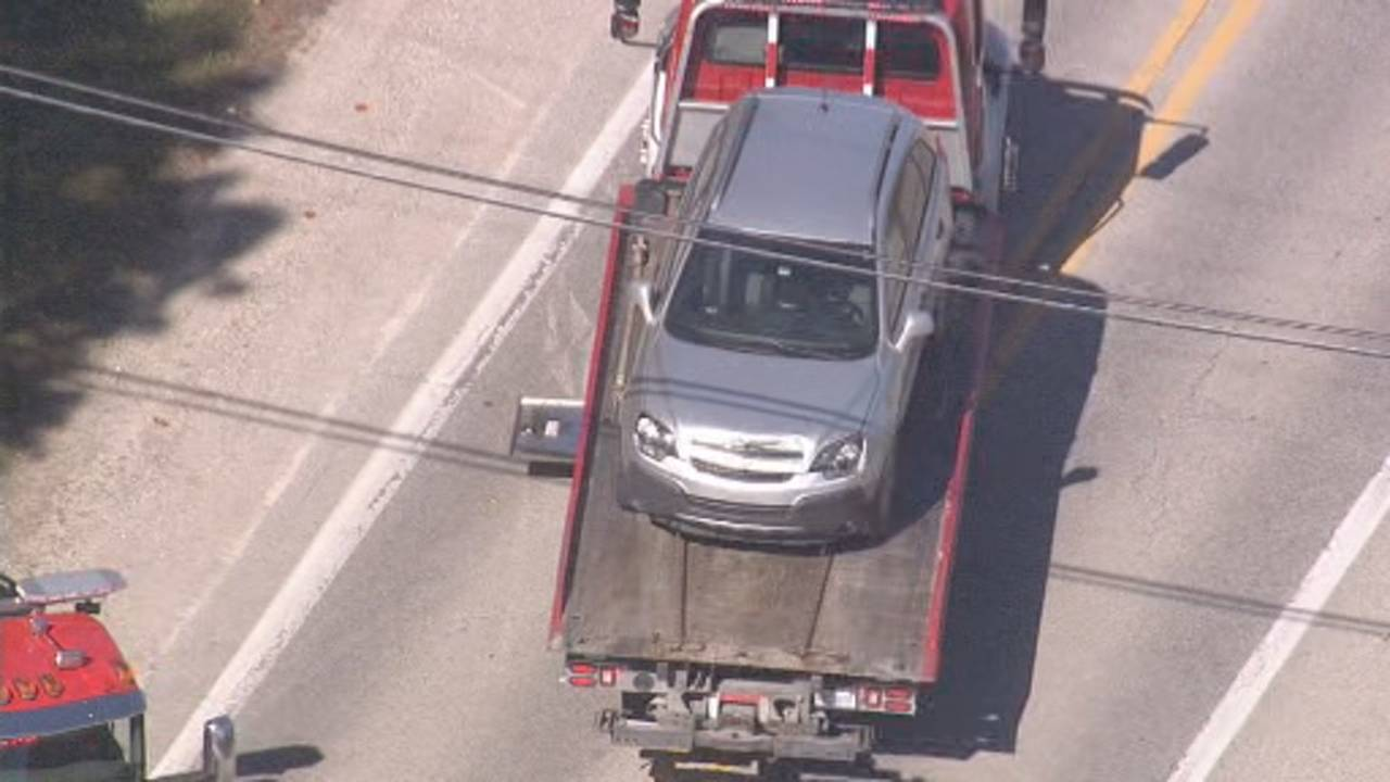 SUV hits deer fatal Macomb County dispatcher crash