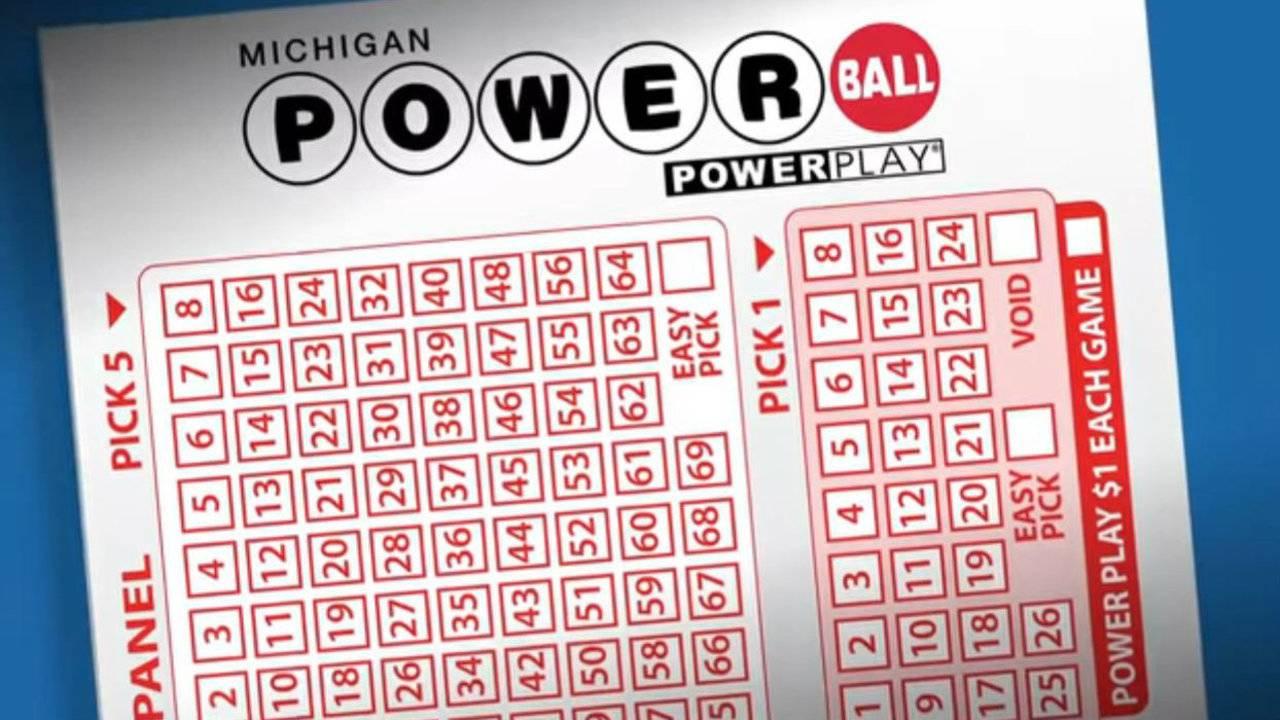 Michigan Lottery: $1 million winning Powerball ticket sold ...