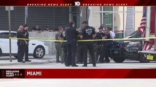 False bomb threat prompt investigations in downtown Miami, Brickell