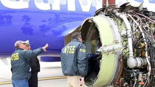 Southwest engine failure: FAA orders inspections of more jet engines