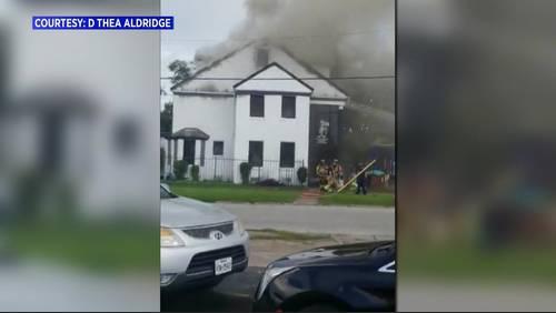 Good Samaritan helps rescue nearly 75 children inside burning day care