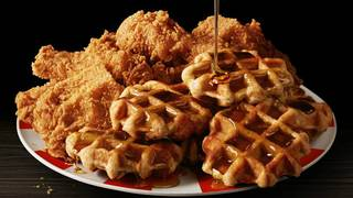 KFC is bringing back chicken and waffles due to popular demand